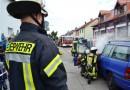 Karlsruhe: Leistungsschau der Feuerwehr Neureut