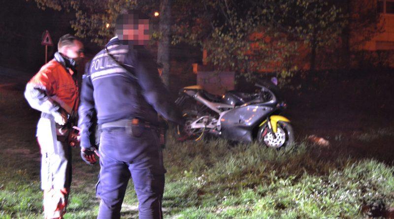Pforzheim: Teenager betrunken mit Leichtkraftrad unterwegs – 2 verletzte, 1 davon schwer – 08.04.2017