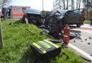 Birkenfeld: Fahrerin wollte Auffahrunfall vermeiden, Frontalzusammenstoß auf der Regelbaumstraße – 07.04.2017