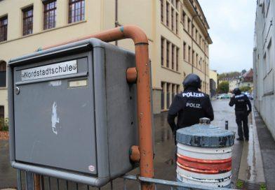 Pforzheim: Mutwillige Amokalarmauslösung an der Nordstadtschule durch Schülerin – 27.10.2017