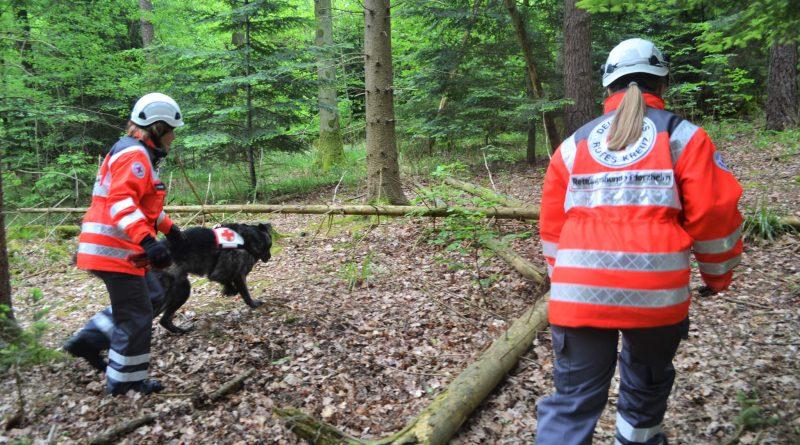 Pforzheim: Großsuche nach vermissten Person im Kanzlerwald – 10.05.2018