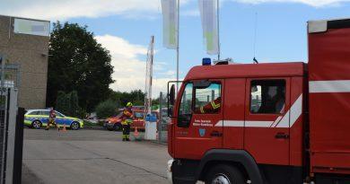 Knittlingen: Fass in Recyclingbetrieb explodiert – 29.05.2018