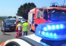 Auffahrunfall zwischen Mühlacker und Illingen sorgt für Vollsperrung der B10